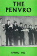 The Penvro Spring 1960